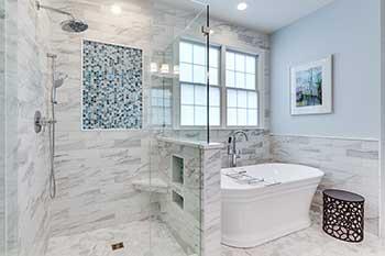 custom bathroom